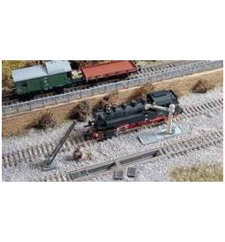 Auhagen 13289 - Stanowisko obsługi parowozów z żórawiem wodnym TT