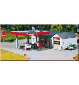 Auhagen 13320 - Stacja benzynowa TT