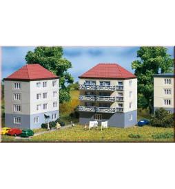 Auhagen 14464 - Wohnhäuser
