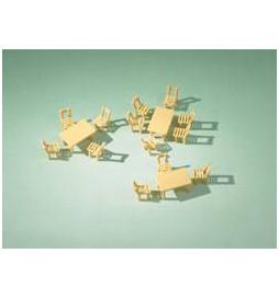 Auhagen 41607 - H0 Stoły i krzesła
