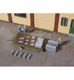 Auhagen 41638 - Silniki elektryczne (atrapy)