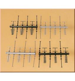 Auhagen 42653 - Anteny H0/TT