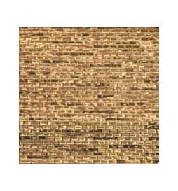 Auhagen 50101 - Dekorpappen regelmäßiges Mauerwerk