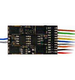 Dekoder jazdy i oświetlenia Zimo MX632R DCC 8-pin
