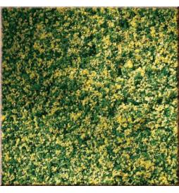 Auhagen 76668 - Mata gąbkowa, łąka z kwiatami