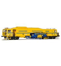 Viessmann 2652 - H0 Podbijarka torowa Plasser & Theurer 09-3X LEONHARD WEISS, DCC z napędem, dźwiękiem i oświetleniem