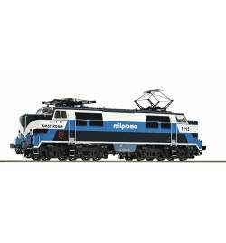 Roco 73835 - Lokomotywa elektryczna 1215 Railpromo, DCC z dźwiękiem