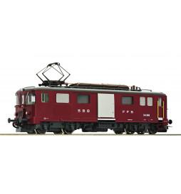 Roco 78656 - Elektryczny wagon bagażowy De4/4 SBB, wersja AC