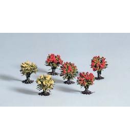 Krzewy 6 szt. 5cm - Piko 55744