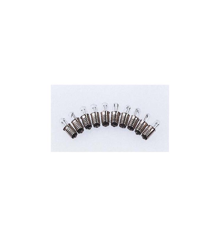 Żarówki zapasowe 10 szt. 19 V, E5,5 - Piko 55758