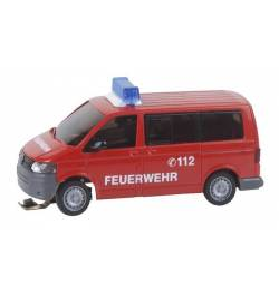 Faller 161563 - cs Bus VW T5 Straż Pożarna (WIKING)