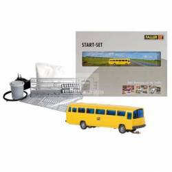 Faller 162008 - cs Zestaw Start MB O302 Postbus (WIKING)