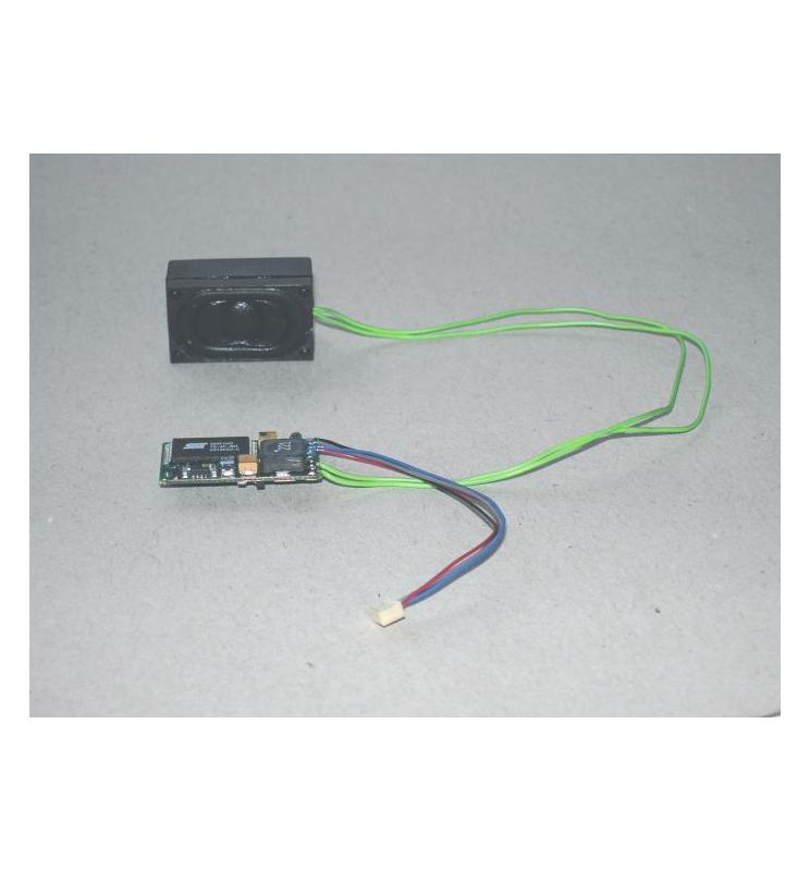 Moduł dźwiękowy-N (dekoder+głośnik) VT624 - Piko 46193