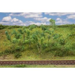 Faller 181409 - Drzewa / krzewy na skraju lasu, 75-90 mm