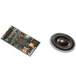 Dekoder + głośnik do für N Schienenbus 798 - Piko 46196