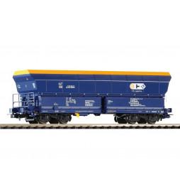 Piko 54676 - Wagon towarowy samowyładowczy, Falns 176, PKP Cargo