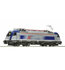 Rocon73840 - Lokomotywa elektryczna Husarz / Taurus EU44 (BR 370) PKP Intercity