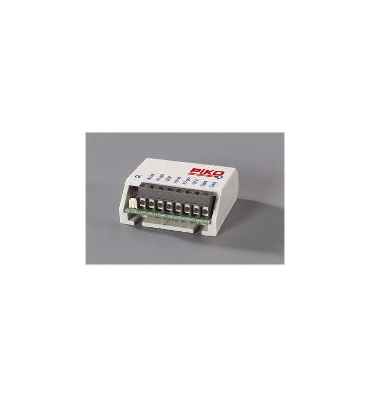 Dekoder do zwrotnic, semaforów - Piko 55030