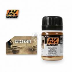 AK-022 - AFRICA DUST EFFECTS ( AK Interactive 022 )