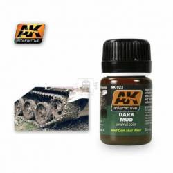AK-023 - DARK MUD EFFECTS ( AK Interactive 023 )