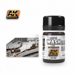AK-093 - WASH FOR INTERIORS ( AK Interactive 093 )