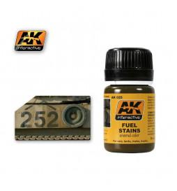 AK-025 - FUEL STAINS ( AK Interactive 025 )