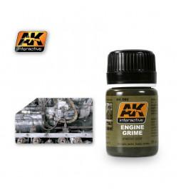 AK-082 - ENGINE GRIME ( AK Interactive 082 )