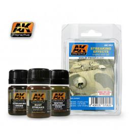 AK-062 - STREAKS SET ( AK Interactive 062 )