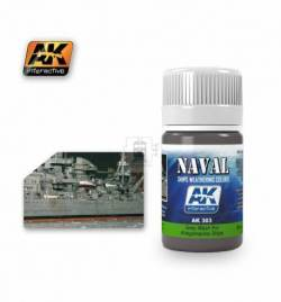 AK-303 - GREY WASH FOR KRIEGSMARINE SHIPS ( AK Interactive 303 )