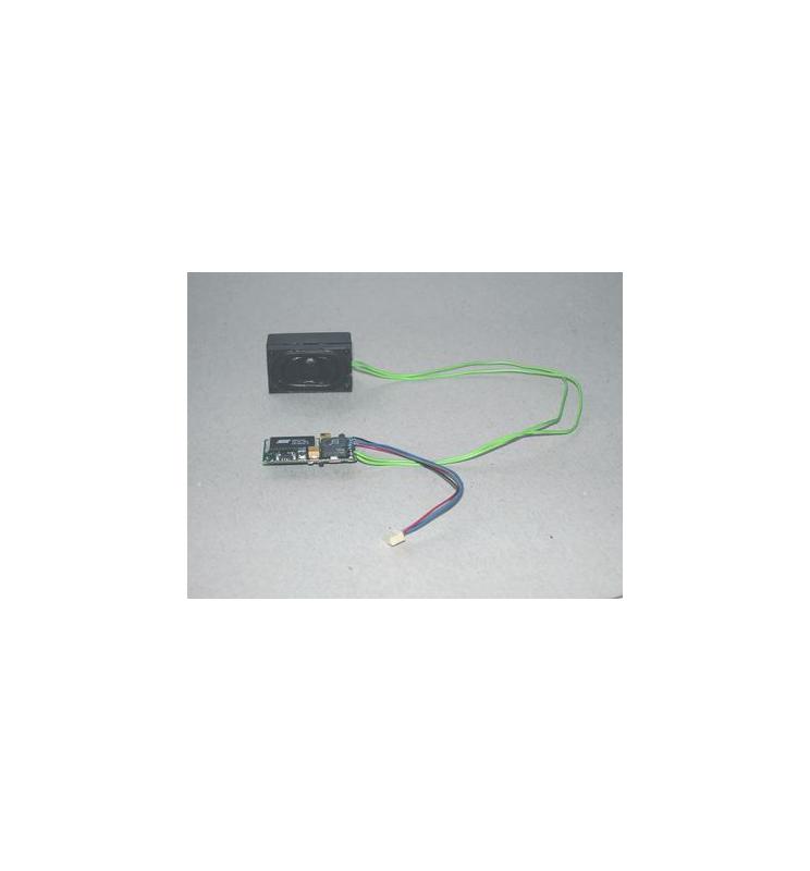 Moduł dźwiękowy + głośnik Stadler GTW Diesel - Piko 56198