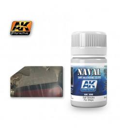 AK-306 - SALT STREAKS FOR SHIPS ( AK Interactive 306 )