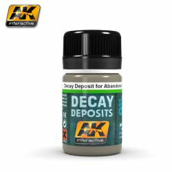 AK-675 - DECAY DEPOSIT FOR ABANDONED VEHICLES ( AK Interactive 675 )