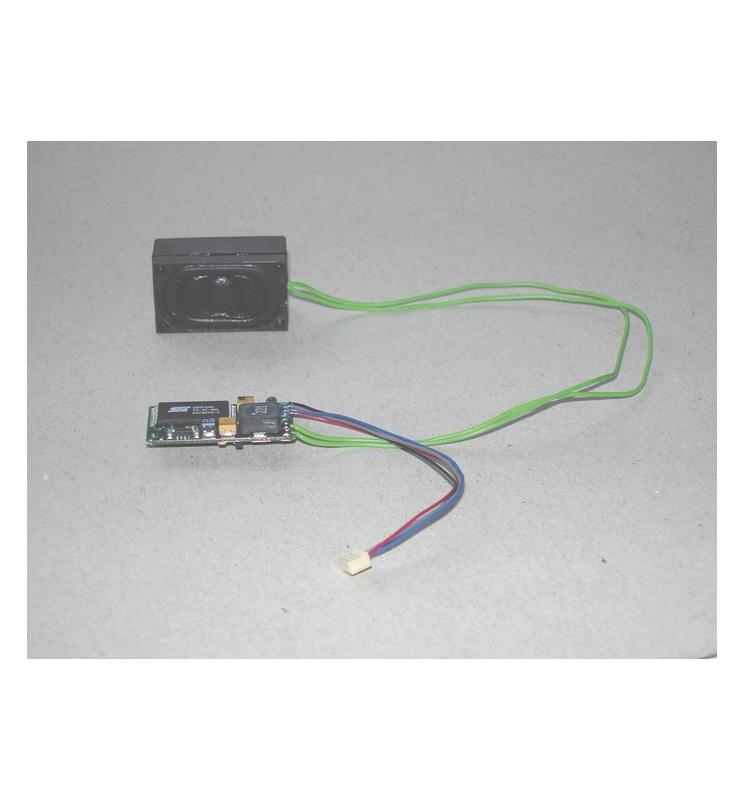 Moduł dźwiękowy + głośnik Regioswinger VT612 - Piko 56321