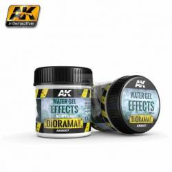 AK-8007 - WATER GEL EFFECTS - 100ml (Acrylic) ( AK Interactive AK8007 )