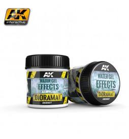 AK-8007 - WATER GEL EFFECTS - 100ml (Acrylic) ( AK Interactive AK8007 )