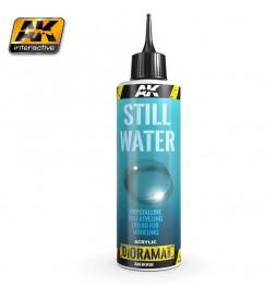 AK-8008 - STILL WATER - 250ml (Acrylic) ( AK Interactive AK8008 )