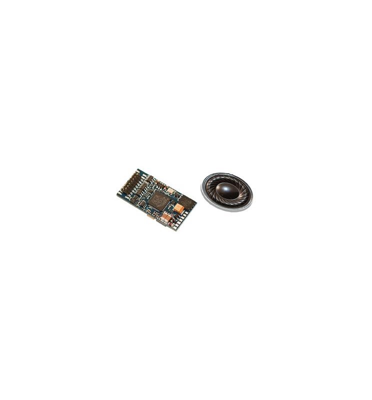 Dekoder + głośnik do lok. BR130 - Piko 56340