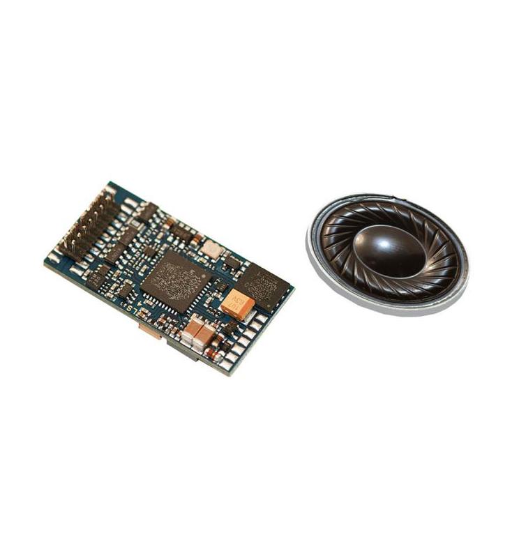 Dekoder + głośnik do lok.el. E50 / BR150 - Piko 56349