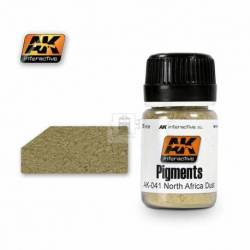 AK-041 - NORTH AFRICA DUST ( AK Interactive AK041 )