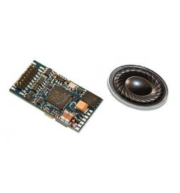Dekoder + głośnik do lok BR118 GFK - Piko 56354