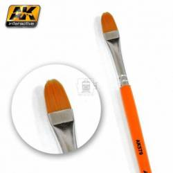 AK-579 - WEATHERING BRUSH ROUNDED ( AK Interactive AK579 )
