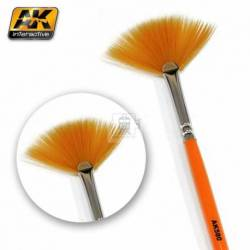 AK-580 - WEATHERING BRUSH FAN SHAPE ( AK Interactive AK580 )