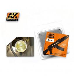 AK-214 - AMBER 3mm ( AK Interactive AK214 )
