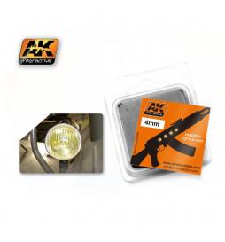 AK-217 - AMBER 4mm ( AK Interactive AK217 )