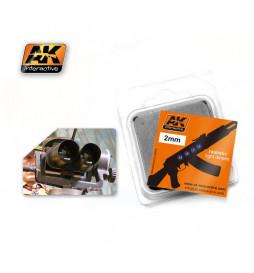 AK-224 - OPTIC COLOUR 2mm ( AK Interactive AK224 )