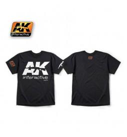 """AK-051 - AK T-shirt size """"M"""" Limited edition ( AK Interactive AK051 )"""