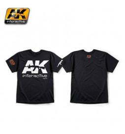 """AK-052 - AK T-shirt size """"L"""" Limited edition ( AK Interactive AK052 )"""