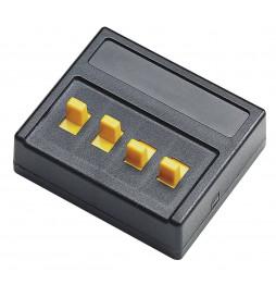 Roco 10524 - Przełącznik bistabilny 4 przyciski