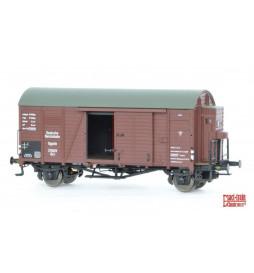 Exact-train EX20196 - Wagon towarowy DRG Oppeln GRS Güterwagen (Bremserhaus/Gleitlager)