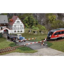 Auhagen 41582 - Przejazd kolejowy z zaporami